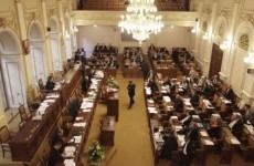 parlament cehia