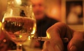 bar fumat tigara