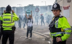 protest uk