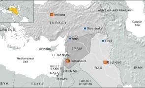 siria afrin turcia