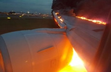 avion in flacari