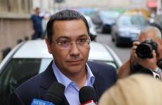 Inquam Victor Ponta serios ingandurat
