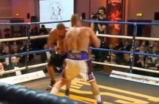 boxer decedat ring