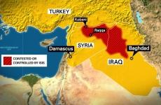Irak Mosul Siria