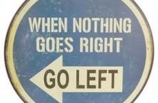 left stanga