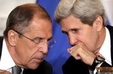 Lavrov Kerry