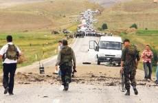 soldati atac pkk