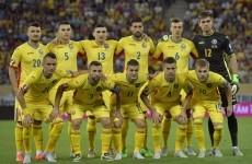 romania echipa fotbal lot