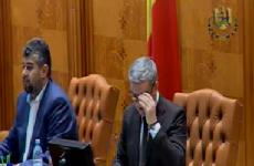 parlament cu zgonea