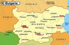 bulgaria harta