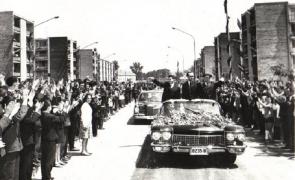 Masina Nicolae Ceausescu