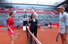 Simona Halep Irina Begu