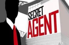 agent secret acoperiti