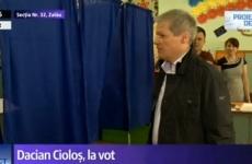 ciolos la vot