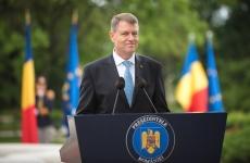 Klaus Iohannis gradina Cotroceni