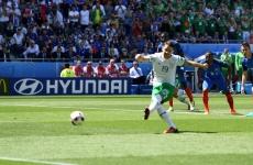 irlanda penalty