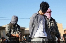 ISIS executare