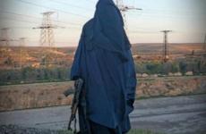 femeie Statul Islamic