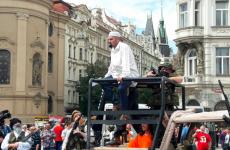 Praga teroristi falsi