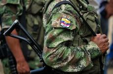 conflict civil columbia