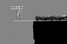 diverse, politica, vot, alegeri