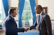 Barack Obama George Maior