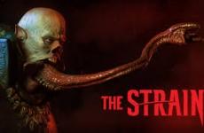 the strain serial