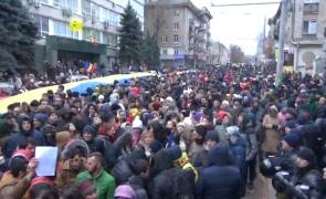 protest moldova