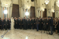 ceremonie Cotroceni de Ziua Nationala