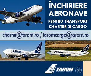 Banner Tarom