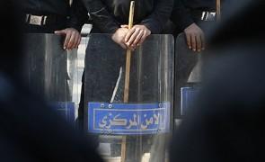 egipt politie