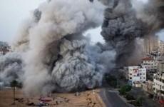 raid aerian explozie