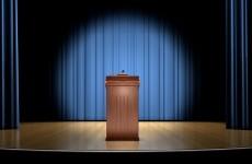 scena podium