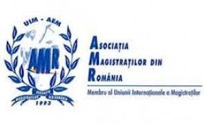 AMR asociatia magistratilor