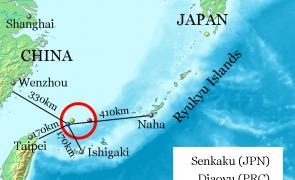 Senkaku Diaoyu Tiaoyu Islands