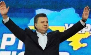 UKRAINE-VOTE-YANUKOVICH