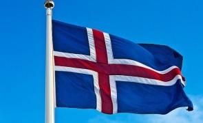 flag islanda