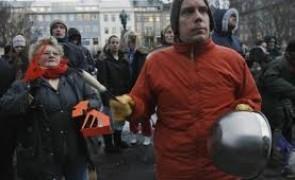 islanda protest
