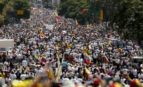 proteste venezuala
