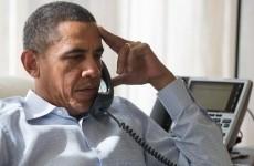 obama telefon