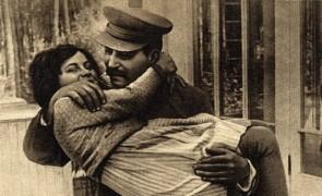 Stalin svetlana peters