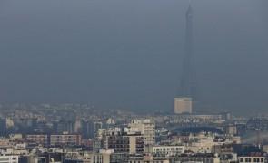 poluare paris