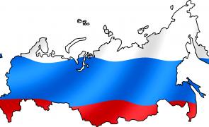 rusia flag steag