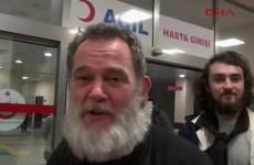 jurnalist ostatic siria