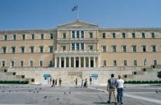 parliament Grecia