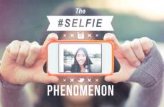 selfie phenomenon