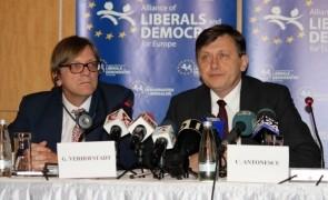 Guy Verhofstadt crin