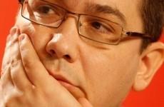 Victor Ponta ganditor