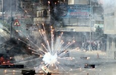 Clashes in Istanbul on May Day