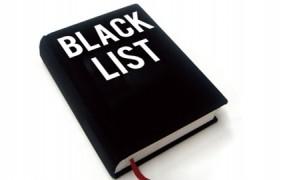 BLACK LIST LISTA